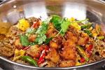 干锅菜品集锦